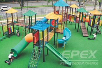 Parque Infantil KAL 107