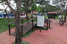 Estação Escada e Rampa