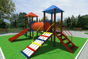 Parque Infantil KMP 36