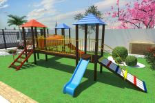 Parque Infantil KMP 37