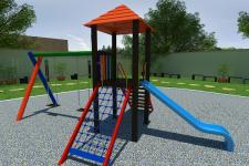 Parque Infantil P 18