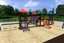 Parque Infantil P 20