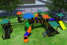 Parque Infantil P 21