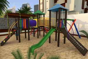 Parque Infantil P 32