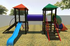 Parque Infantil P 23